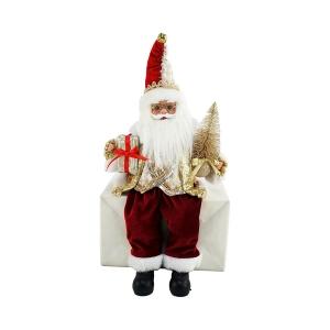 Santa Deco 41 cms.